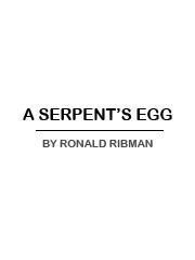 A SERPENT'S EGG copy